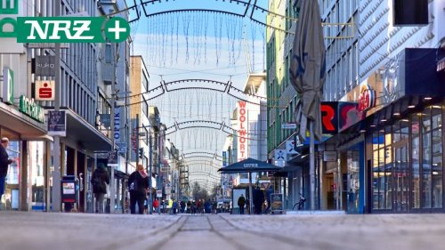 Läden in Oberhausener Fußgängerzone kosten bis zu 35 Euro