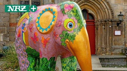 Niederlande: Olifanten-Parade – Kunst in Twente