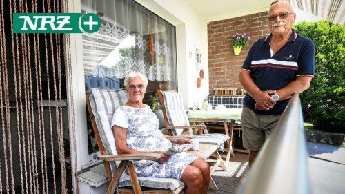55 Jahre in der selben Wohnung in Wesel - treue Feldmarker