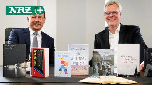 Verein für Literatur lädt auch Jan Weiler nach Duisburg ein