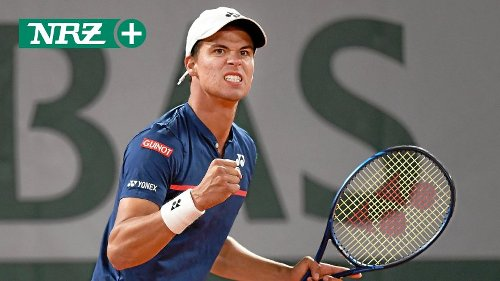 Lintforter Tennis-Profi Daniel Altmaier kämpft ums Comeback