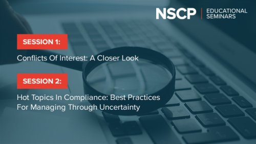Strengthen Your Compliance Program By Attending These Two Virtual Sessions