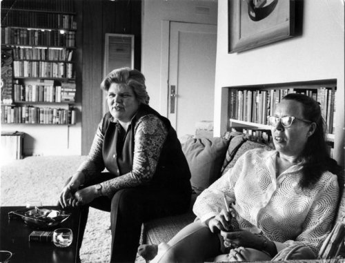 The Lyon-Martin House Preserves the Story of Lesbian Advocates Phyllis Lyon and Del Martin | National Trust for Historic Preservation