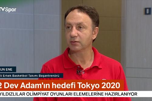 """NTV SPOR ÖZEL   """"Güzel bir takım oluşturduk"""""""