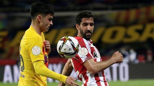Koemans Barcelona halverwege op 0-0 in bekerfinale