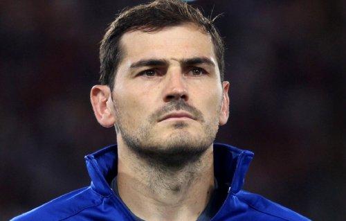 Iker Casillas nuevamente en el hospital, su corazón no está trabajando bien
