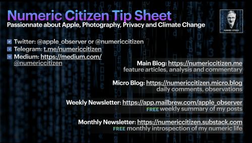 Numeric Citizen  cover image