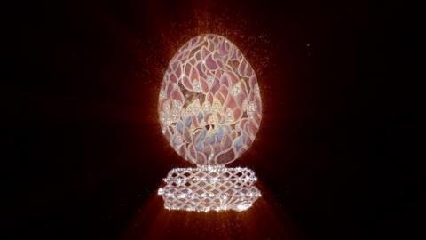 À quoi ressemble l'oeuf Fabergé inspiré de Game of Thrones?