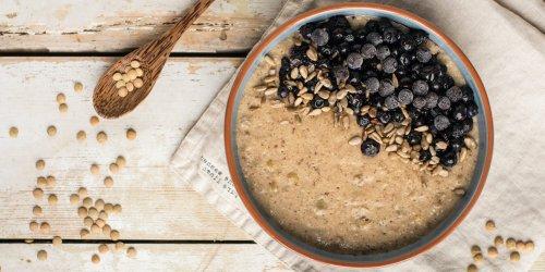Lentil Oatmeal [Low Glycemic, Gluten-Free]   Nutriplanet