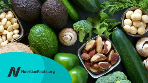 The Scientific Consensus on a Healthy Diet   NutritionFacts.org