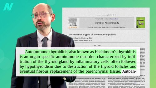 Diet for Hypothyroidism: A Natural Treatment for Hashimoto's Disease | NutritionFacts.org