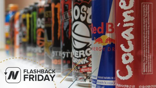 Flashback Friday: Are There Risks and Benefits of Energy Drinks? | NutritionFacts.org