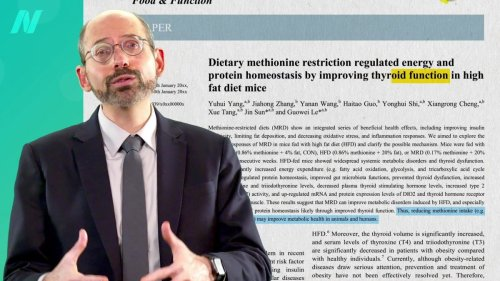 The Best Diet for Hypothyroidism and Hyperthyroidism   NutritionFacts.org