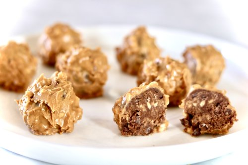 Peanut Butter Chocolate Balls