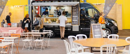 Healthy Food Truck Options: Here's What a Registered Dietitian Orders