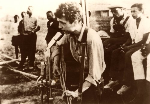 Bob Dylan, Historian   by Sean Wilentz   The New York Review of Books