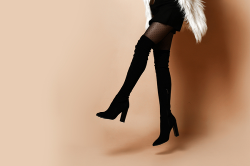 Elegant Over The Knee Boots In Every Price Range Imaginable