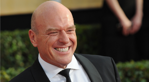 Dean Norris on His Role of Agent Hank Schrader in Breaking Bad