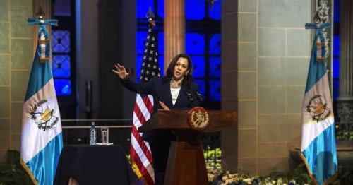 President Biden Isn't Making Life Easy for Kamala Harris