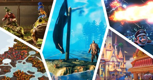 The Best Video Games of 2021 (So Far)