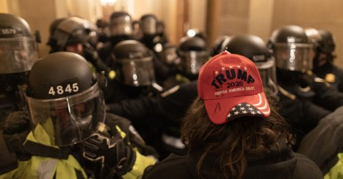 Capitol Police Were Told to Hold Back Against Insurrectionists: Report