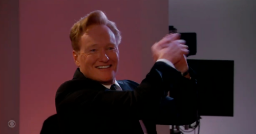 Conan O'Brien Was the Troll the 2021 Emmys Needed