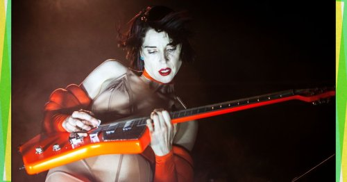 The Most Virtuosic of St. Vincent, According to Annie Clark