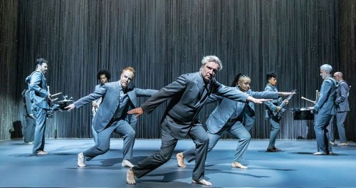 This Must Be the Post That Tells You David Byrne's American Utopia Is Returning