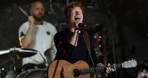 SNL: Patton Oswalt and The Mountain Goats Suggest Replacements for Ed Sheeran