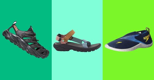 What Are the Best Water Shoes?