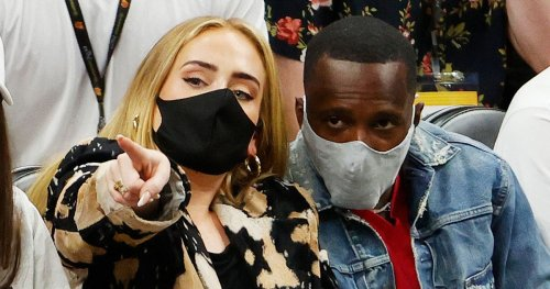 Adele Shoots, Scores an Instagram Confirmation With Rich Paul