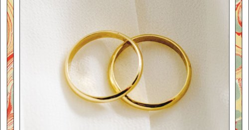 Turns Out It's Pretty Good: Being Married
