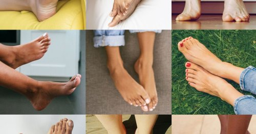 An Interview With the Man Who Keeps Uploading My Feet to WikiFeet