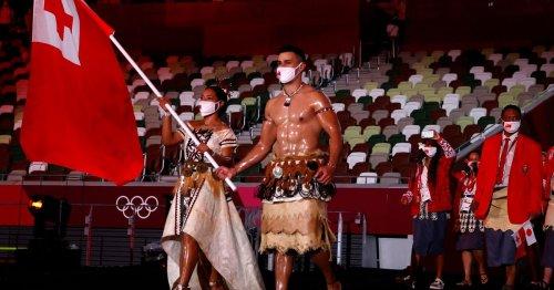 Mr. Olympics Has Arrived