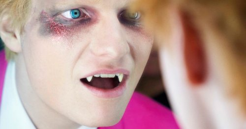 Watch Ed Sheeran's Campy, Vampy Video for 'Bad Habits'