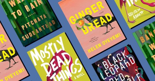 Welcome to the Bold and Blocky Instagram Era of Book Covers
