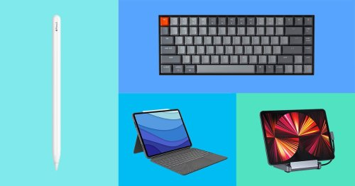 The Stuff You'll Need to Replace Your Laptop With an iPad