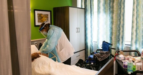 Nursing-Home Deaths Increased Exponentially Last Year