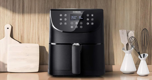 The Best Air Fryers on Amazon, According to Hyperenthusiatic Reviewers
