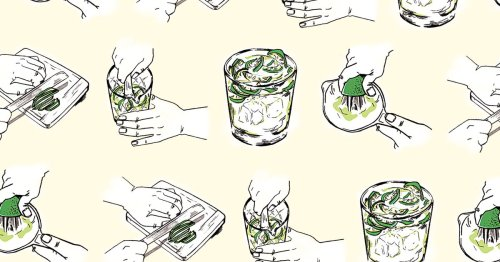 This Gin Rickey Is Summer's Thirst-Quenchingest Cocktail