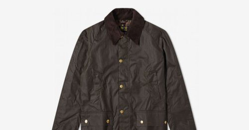 An April Showers-Appropriate Barbour Is Over £50 Off