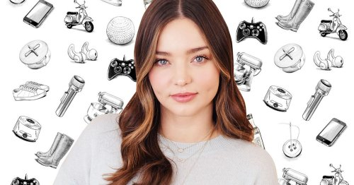 What Miranda Kerr Can't Live Without