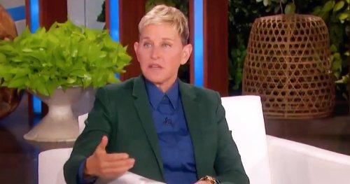 Oh No, Ellen Is Talking About Cancel Culture Now