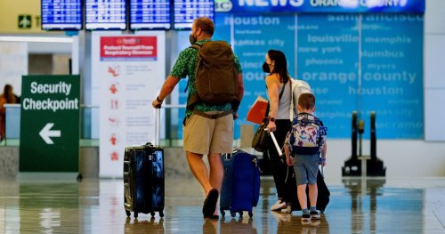 Fully Vaccinated Travelers Can Visit U.S. Starting November