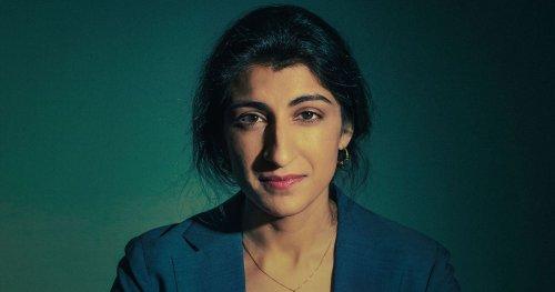 Lina Khan Isn't Worried About Going Too Far