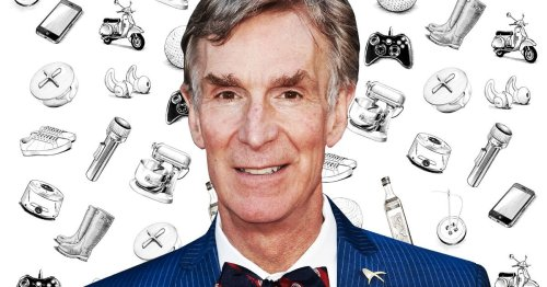What Bill Nye Can't Live Without