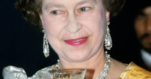 Let the Queen Have Her Martinis