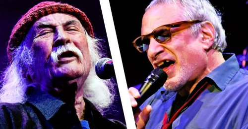 David Crosby Gets His Steely Dan Moment With 'Rodriguez for a Night'