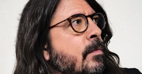 Dave Grohl Has Seen Too Much