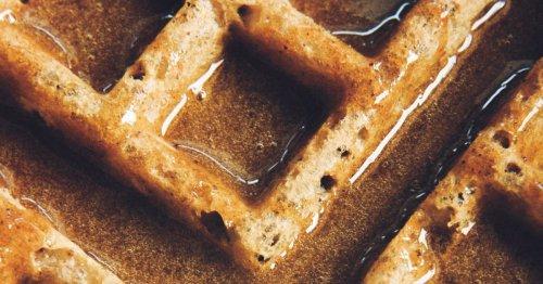 6 Waffle Irons Later, Amanda Chantal Bacon Now Makes Perfect Grain-Free Waffles